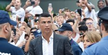 Ronaldo says wants to make history for Juventus