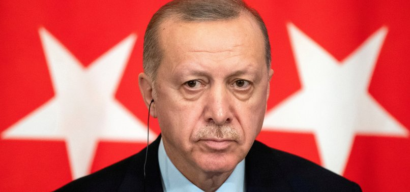 TURKEY CANNOT TURN ITS BACK ON EITHER EAST OR WEST: ERDOĞAN