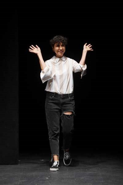 'Moda Haftası'nı tasarımcı Natalie Kolyozyan açtı