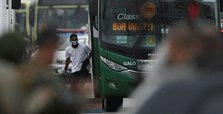 Brazilian police kill man who held bus passengers hostage