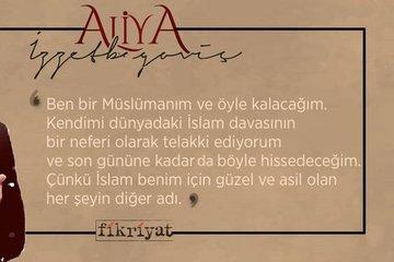 Bilge Kral Aliya'nın hafızalara kazınan 10 sözü