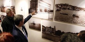 Osmanlı-Almanya ilişkileri fotoğraflarla Berlinde sergileniyor