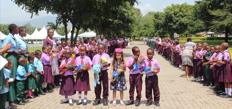 TURKEYS MAARIF FOUNDATION OPENS SCHOOL IN TANZANIA