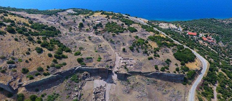 'Aristios ailesi'nin 2 bin 300 yıllık mezarı