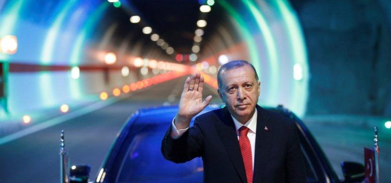 WORLDS 4TH LONGEST TUNNEL, OVIT OPENS IN TURKEYS BLACK SEA REGION