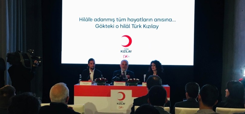 150 YEARS OF TURKISH RED CRESCENT RECOUNTED IN VIDEO AD