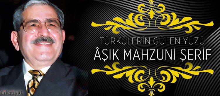 Türkülerin gülen yüzü: Âşık Mahzuni Şerif