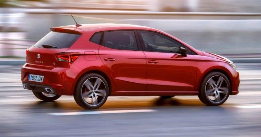 Yeni SEAT Ibiza En İyi Ürün Tasarımı ödülü aldı