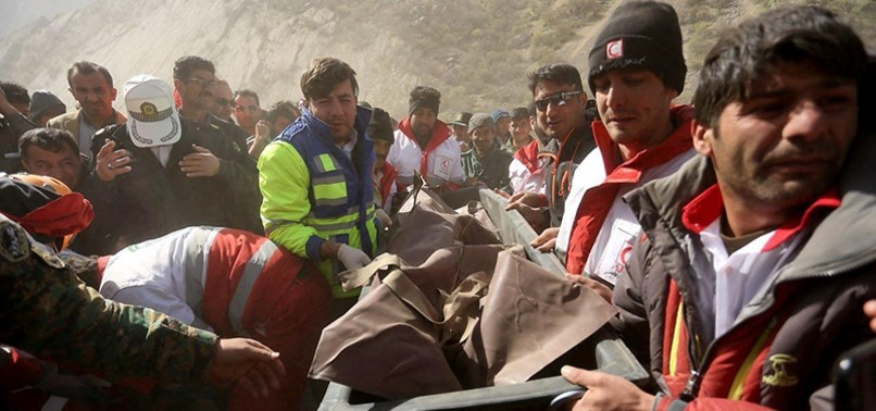 BLACK BOX, 10 BODIES RECOVERED FROM PRIVATE TURKISH JET CRASH THAT KILLED 11