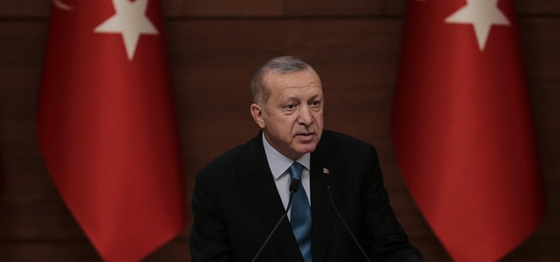ERDOĞAN SAYS TURKEY WILL MAKE SERIOUS CUTS TO INTEREST RATES