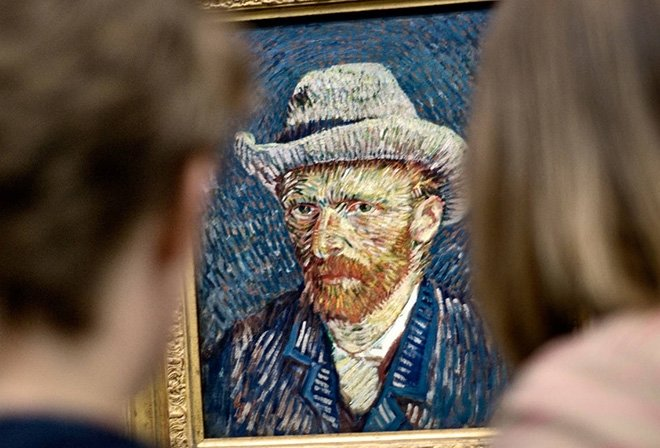 Van Gogh Müzesi - Amsterdam