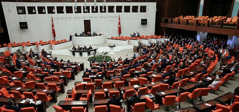 TURKEYS POLITICAL PARTIES EYE ELECTORAL ALLIANCE