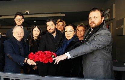 FIA BAŞKANI, TAZİYE İÇİN REİNA'DA