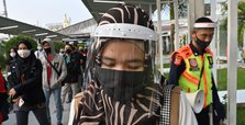 Indonesia reports 1,815 new virus cases, 64 new deaths