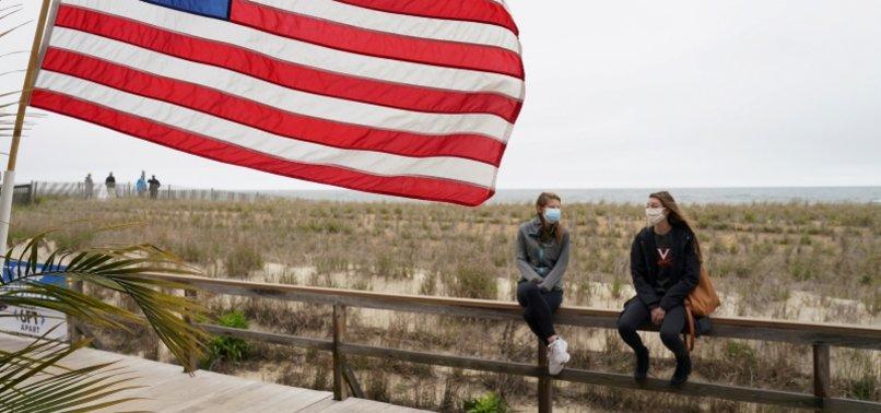 US DEATH TOLL FROM NOVEL CORONAVIRUS PANDEMIC NEARS 100,000 THRESHOLD