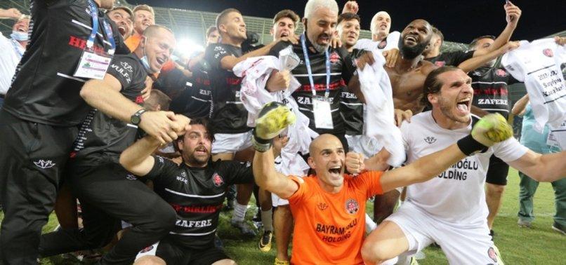 FOOTBALL: FATIH KARAGÜMRÜK MOVES TO TURKISH SUPER LIG