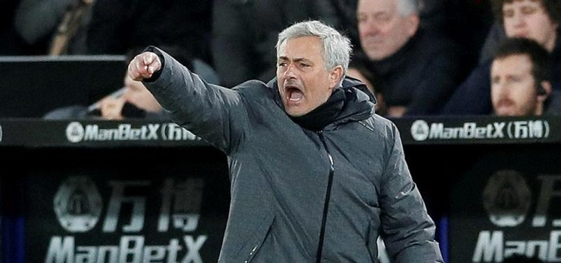 MOURINHOS PROGRESS UNDER SCRUTINY AS UNITED FACE LIVERPOOL