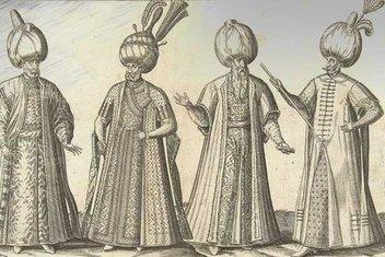 Osmanlı modasının tarihi geçmişi