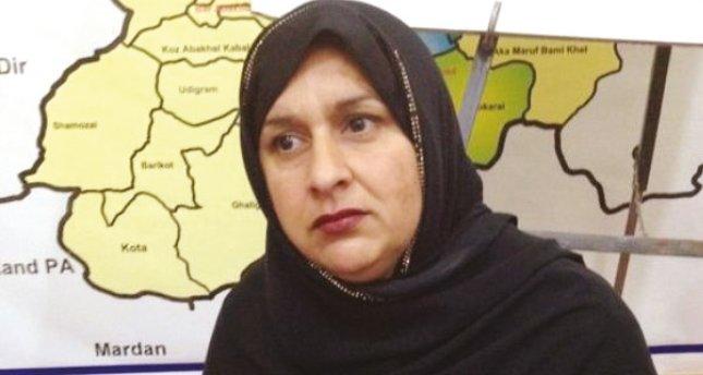 Kadınlardan oluşan ilk köy heyetini kurdu