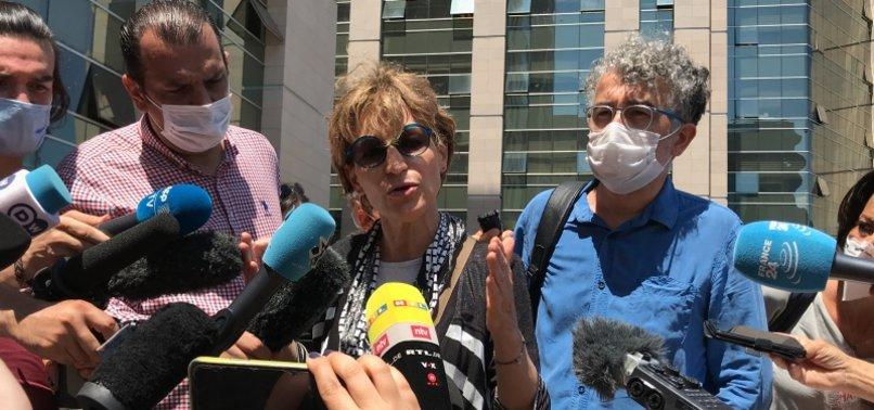 UN RAPPORTEUR AGNES CALAMARD PRAISES TURKEY FOR DOING ITS PART TO BRING JUSTICE FOR MURDERED JOURNALIST JAMAL KHASHOGGI