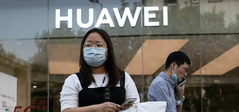 CHINA: US OPPRESSING CHINESE COMPANIES IN NEW HUAWEI MOVE