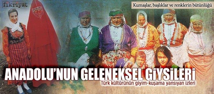 Anadolu'nun geleneksel giysileri