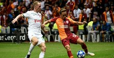 Galatasaray beats Lokomotiv Moscow 3-0 in Champions League