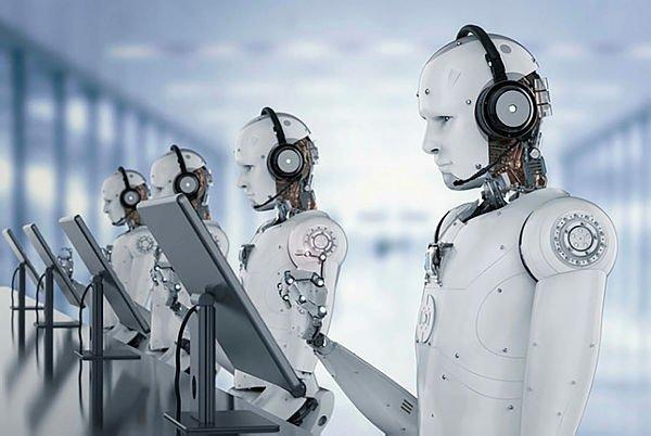 ROBOT YAPAN ROBOT ÇAĞI