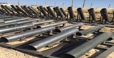Hundreds of rocket launchers, IEDs seized in Ras al-Ayn