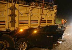 Sakaryanın Hendek ilçesinde korkunç kaza: 1 ölü 6 yaralı