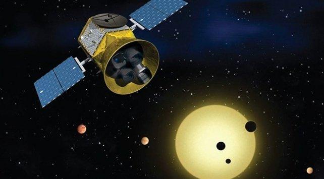 NASA'DAN AVCI TELESKOP