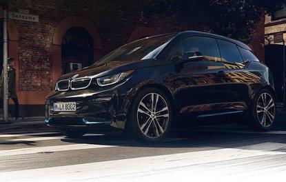 TEST - BMW i3s