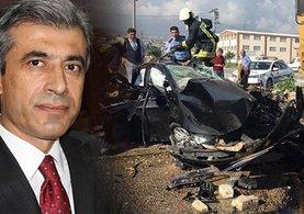 Başsavcının hayatını kaybettiği o kazayla ilgili flaş gelişme!