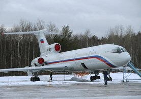Düşen Rus uçağındaki son çığlık medyaya yansıdı: Kaptan düşüyoruz