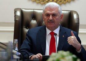 Başbakan Binali Yıldırım Çankaya Köşkü'nde ekonomik tedbirleri açıkladı