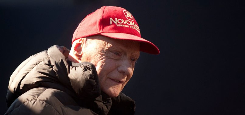 AUSTRIAN FORMULA 1 LEGEND NIKI LAUDA DIES AT 70