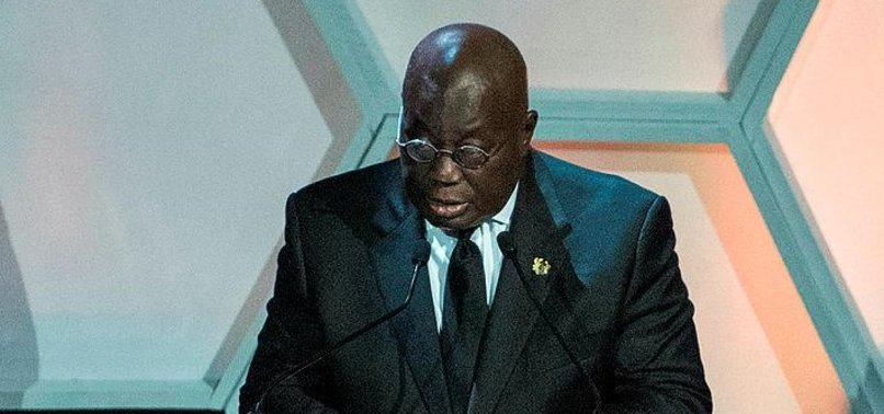TRUMP LANGUAGE ON AFRICA UNACCEPTABLE, RACIST: GHANA
