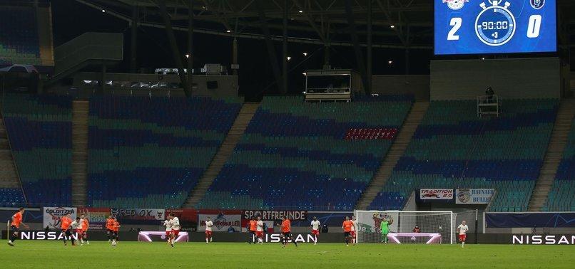 BAŞAKŞEHIR DEFEATED BY RB LEIPZIG IN THEIR FIRST UEFA CHAMPIONS LEAGUE MATCH
