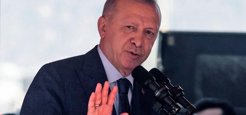 TURKEYS ERDOĞAN POINTS OUT ANY NEW CYPRUS TALKS ARE DOOMED TO FAIL