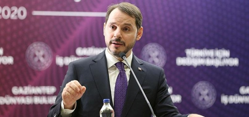 FINANCE MINISTER ALBAYRAK SAYS TURKEY WILL CONTINUE FIGHT AGAINST INFLATION