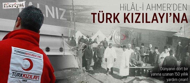 Hilâl-i Ahmer'den Türk Kızılayı'na