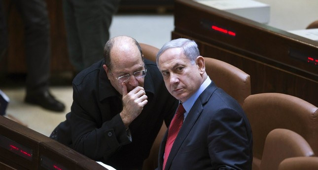 Israeli defense minister quits, citing poor faith in Netanyahu