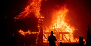 Insurance claims at $9 billion from California fires, officials say