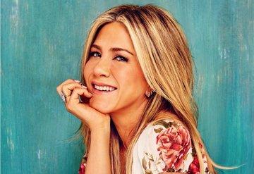 Jennifer Aniston Meydan okuma kabul edilmiştir!