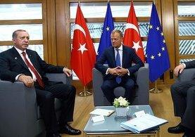Brüksel'de kritik görüşme için start verildi