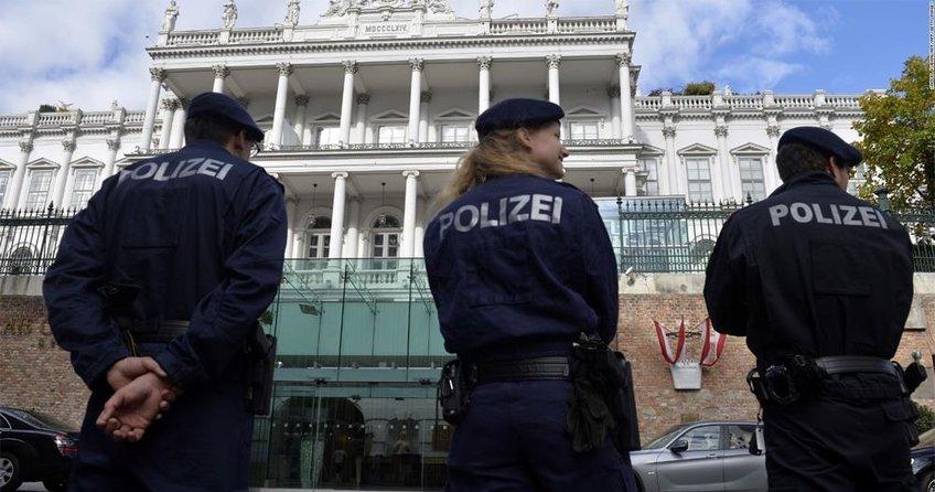 Avusturya'da polis PKK tehdidine karşı teyakkuzda