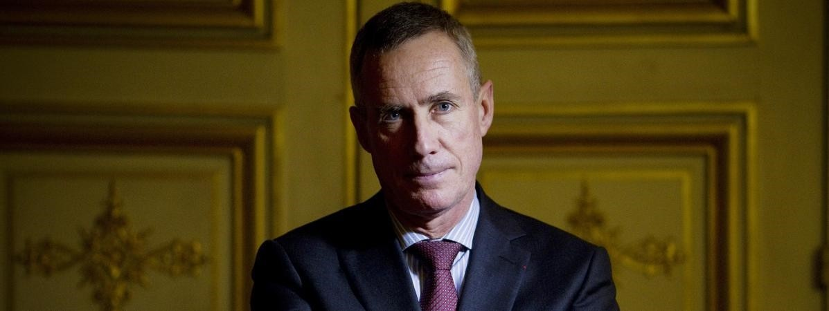 France's anti-terrorism prosecutor Francois Molins said France could be soon under extremists attacks after Daesh's retreat. (AFP Photo)