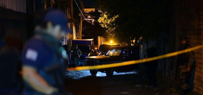 GUNMEN KILL 13 AT FAMILY CELEBRATION IN MEXICOS VERACRUZ