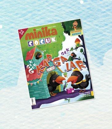 01.11.2020 Minika Çocuk Dergi - Sayı: 47