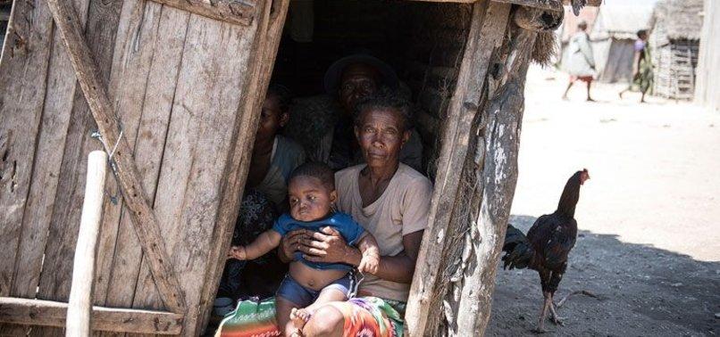 MADAGASCAR DEVASTATED AMID HUNGER, DROUGHT, COVID-19